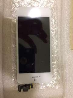 Iphone 5 LCD & Touchscreen Assembly (White)