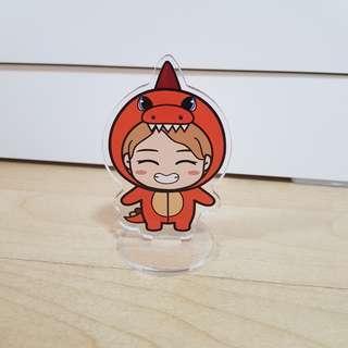 🚚 Twice Dahyun Fansite Acrylic Standee