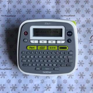 BNIB Brother P-Touch D200 Label Maker