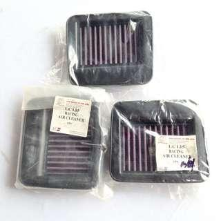 New Ipoh Racing Air Filter Cleaner For Yamaha LC135 LC Motor Part