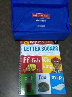 Grolier Help Me learn Workbook