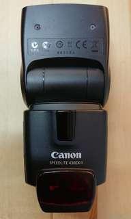 Canon Speedlite 430EX ll Used