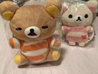 鬆弛熊 - 冷衫造型