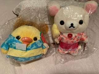鬆弛熊 - 日本造型