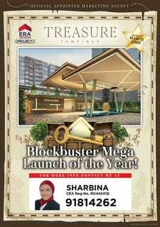 Cheapest Newest Launch In Tampines!! https://treasureintampines.uplaunch.sg
