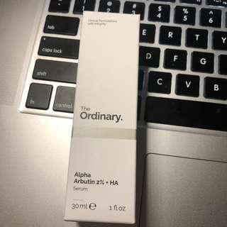 THE ORDINARY Serum Alpha Arbutin 2% + HA Original