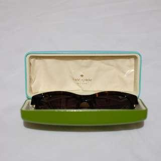 Kate Spade New York Krissy 52mm Crystal Accented Cat Eye Sunglasses
