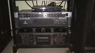 SOUND SYSTEM LENGKAP