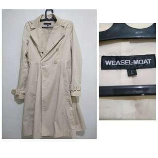 Coat import Weasle-moat