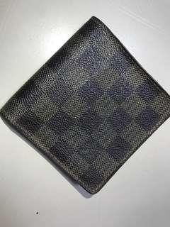 LV Wallet Canvas