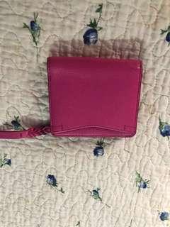 Fossil Caroline Hot Pink Multi Wallet
