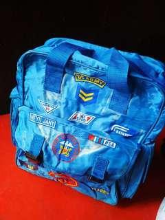 Vintage school bag 90s