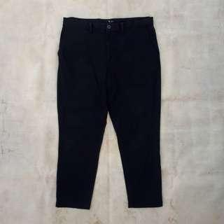 OLD NAVY SLIMFIT CHINOPANT SOLID BLACK