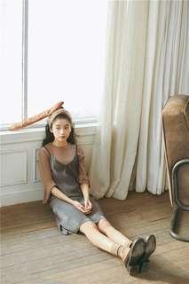 Fashion Korean design dress