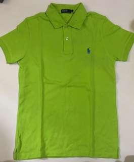 Polo Green Shirt