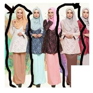 ((NO POSTAGE)) ONLY RM 170 FOR 2 BAJUKURUNG  !!!!!!