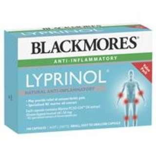 🚚 「現貨」Blackmores Lyprinol Marine Value Pack 100 顆 舒緩類風濕關節炎
