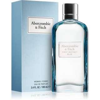 ABERCROMBIE and Fitch Blue Femme EDP EDP 100ml