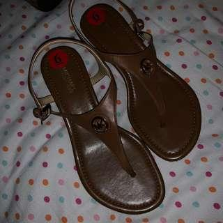 Michael Kors leather authentic shoes