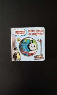 Preloved Storybook: Thomas and Friends - Here Come the Engines!