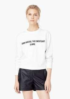 🚚 Mango Sweatshirt