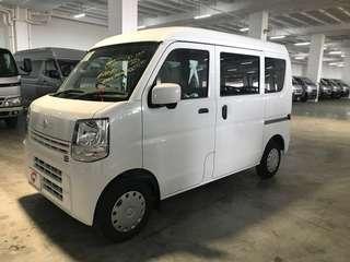 Suzuki Every Turbo (New Mini Van)