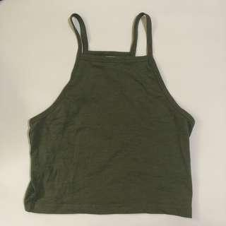H&M Green Army Tank