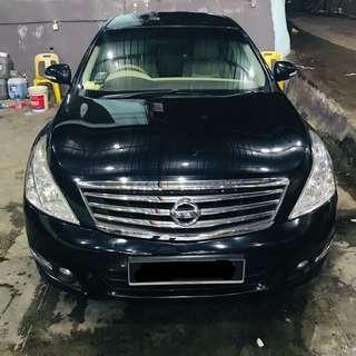 For Rent Nissan Teana 200XL
