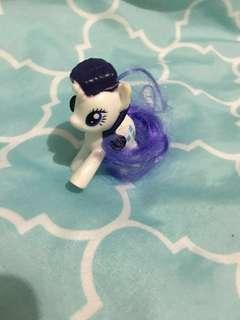 Little Pony McDonalds Toys