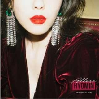 T-ara : HYOMIN - [Allure]