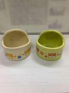 Hamsters 🐹 Food Bowls