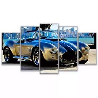 🚚 1965 Shelby Canvas Print
