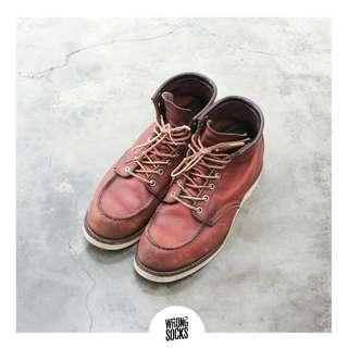 Sepatu pria / cowo Redwings 4521