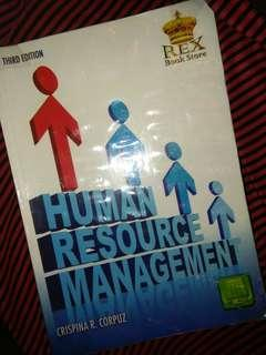 Human Resource Management (Crispina R. Corpuz)