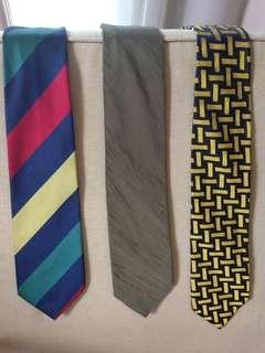 Neck Tie - 3 for 10rm