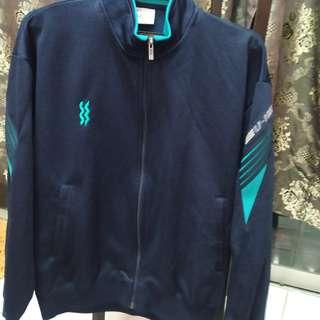 Mizuno Super Star Jacket Sweater Exercise Sport