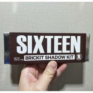 Sixteen Brickit Shadow Kit
