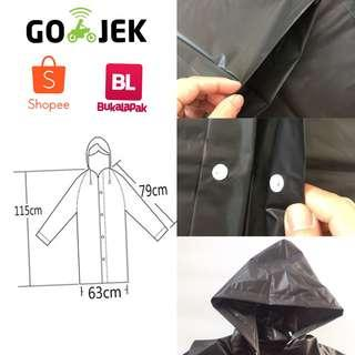Jas Hujan Portable Raincoat