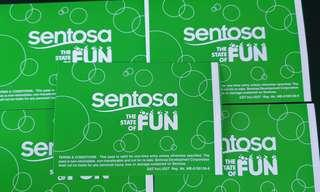Sentosa Token Fun Pass