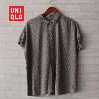 Uniqlo Blouse pattern