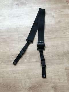 Dimarzio straplock black