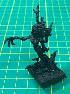 Warhammer AoS OOP White Metal Drycha Branchwraith