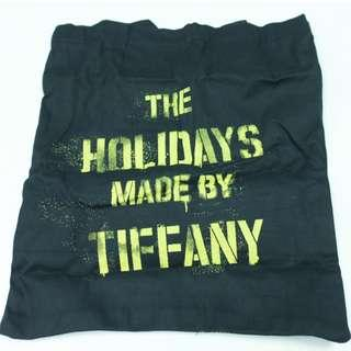 【Tiffany】Tiffany holiday totebag Christmas Limited Edition