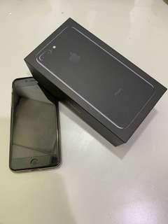 iPhone 📱 7+ 128GB JetBlack