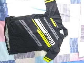Giant cycling jersey clothes