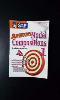 🚚 Assessment Book: Superduper Model Compositions Primary 1