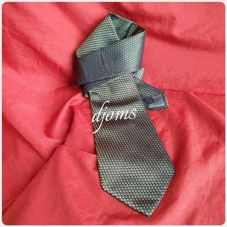 🛑Christian Dior Gold Silk Necktie