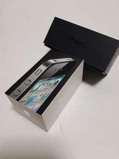 🚚 iPhone 4 /5 Empty Box