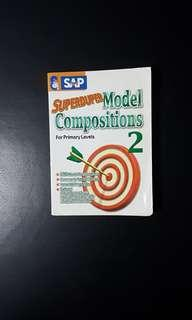 🚚 Assessment Book: Superduper Model Compositions Primary 2