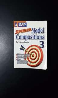 🚚 Assessment Book: Superduper Model Compositions Primary 3